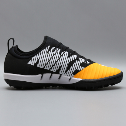 Сороконожки NIKE MERCURIALX FINALE II TF 831975-801 black-orange  6