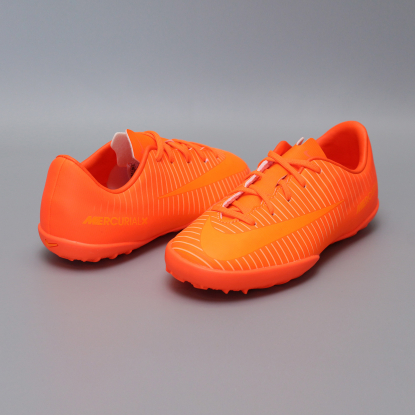 Детские сороконожки Nike JR MERCURIALX VAPOR XI TF | Total Orange | 831949-888  3