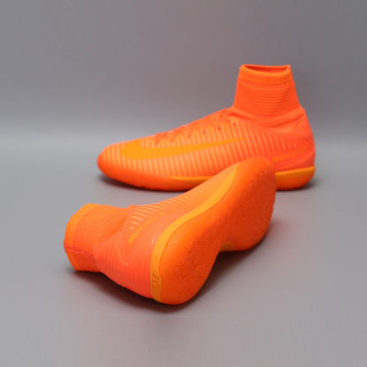 Детские футзалки Nike jr MercurialX SuperFly Proximo 2 IC | Total Orange | 831973-888 2