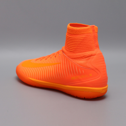 Детские футзалки Nike jr MercurialX SuperFly Proximo 2 IC | Total Orange | 831973-888 5