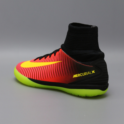 Детские футзалки Nike jr Mercurial X SuperFly Proximo 2 IC - Cherry | 831973-870 6