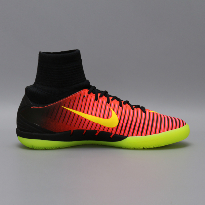 Детские футзалки Nike jr Mercurial X SuperFly Proximo 2 IC - Cherry | 831973-870 4