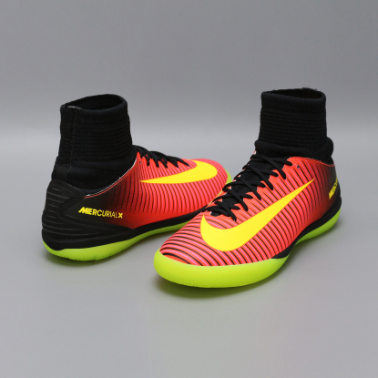 Детские футзалки Nike jr Mercurial X SuperFly Proximo 2 IC - Cherry | 831973-870 3