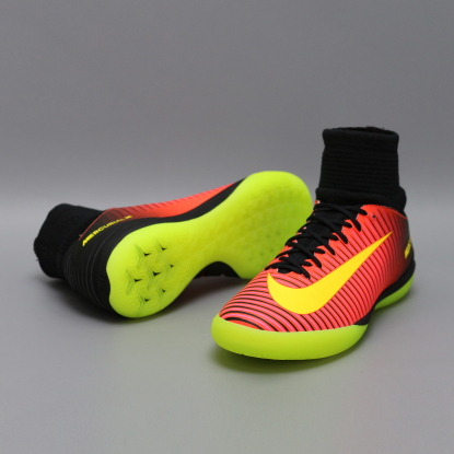 Детские футзалки Nike jr Mercurial X SuperFly Proximo 2 IC - Cherry | 831973-870 7