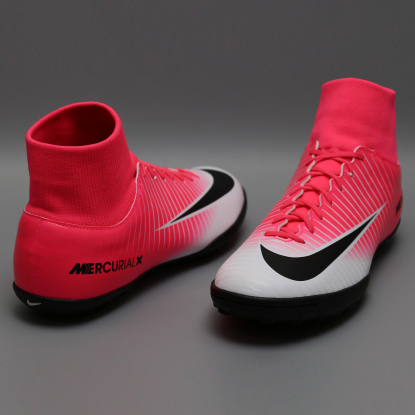 Сороконожки Nike Mercurial Victory 6 Dynamic Fit TF 903614-601 Cherry  4
