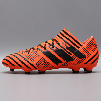 Бутсы adidas Nemeziz 17.3 S80604 black-orange  5