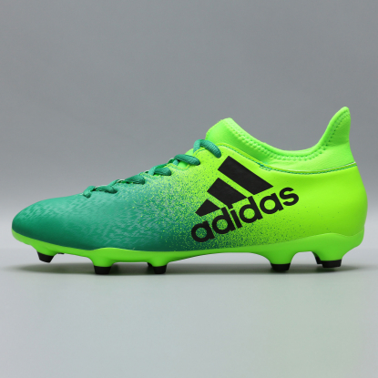 Бутсы adidas X 16.3 FG BB5855 | Ultra Lime  4