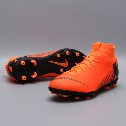 Детские бутсы Nike Mercurial SUPERFLY CLUB AH7339-810  2