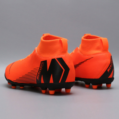 Детские бутсы Nike Mercurial SUPERFLY CLUB AH7339-810  5