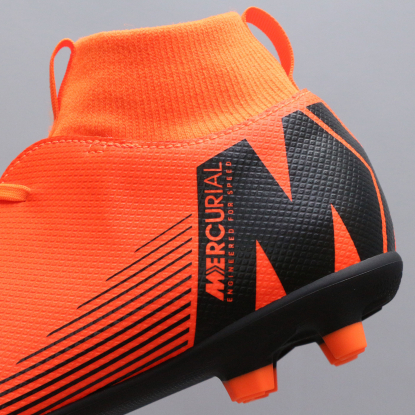 Детские бутсы Nike Mercurial SUPERFLY CLUB AH7339-810  6