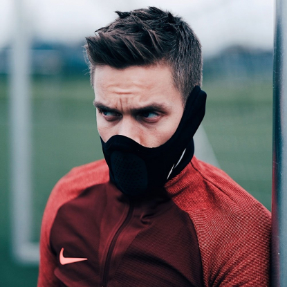 Спортивный термо шарф Nike Therma Squad Snood AQ8233-011  4
