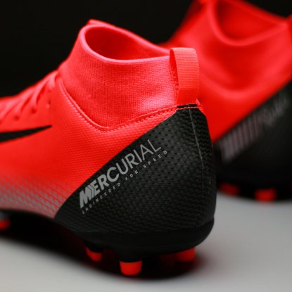 Детские бутсы Nike Mercurial CR7 Superfly Academy AJ3111-600  4