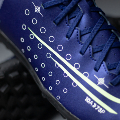 Сороконожки Nike Mercurial Vapor Club CJ1305-401 #2