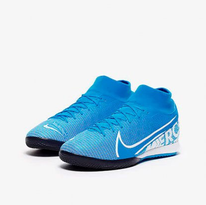 Футзалки Nike Mercurial Superfly VII Academy IC AT7975-414 AT7975-414 #6
