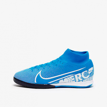 Футзалки Nike Mercurial Superfly VII Academy IC AT7975-414 AT7975-414 #2