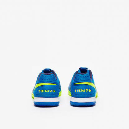 Футзалки Nike Tiempo Legend PRO React VIII IC AT6134-474 CARIBBEAN AT6134-474 #5