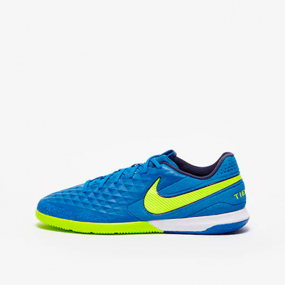 Футзалки Nike Tiempo Legend PRO React VIII IC AT6134-474 CARIBBEAN AT6134-474 #2