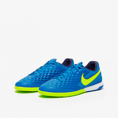 Футзалки Nike Tiempo Legend PRO React VIII IC AT6134-474 CARIBBEAN AT6134-474 #6