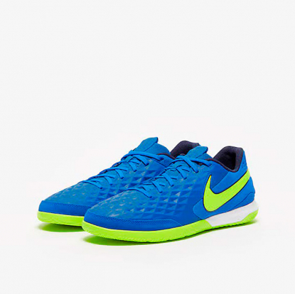 Футзалки Nike Tiempo Legend VIII Academy IC AT6099-474 CARIBBEAN AT6099-474 #6