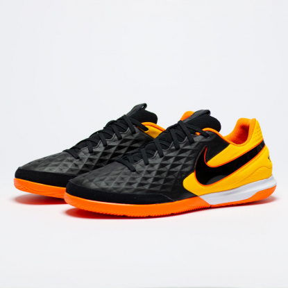 Футзалки Nike Tiempo Legend VIII Academy IC AT6099-008 PAPAYA AT6099-008 #6