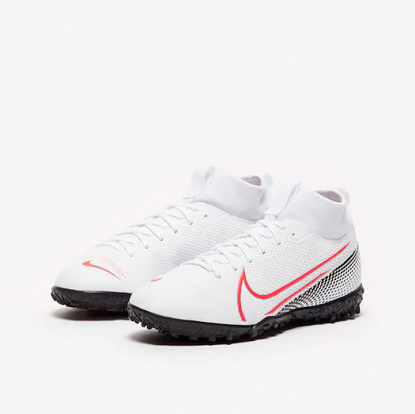 Детские сороконожки Nike Kids Mercurial Superfly VII Academy TF AT8143-160 #6