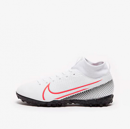 Детские сороконожки Nike Kids Mercurial Superfly VII Academy TF AT8143-160 #2