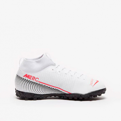 Детские сороконожки Nike Kids Mercurial Superfly VII Academy TF AT8143-160 #3