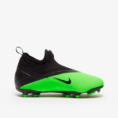 Детские бутсы Nike Kids Phantom VSN II Academy DF FG CD4059-306 #3