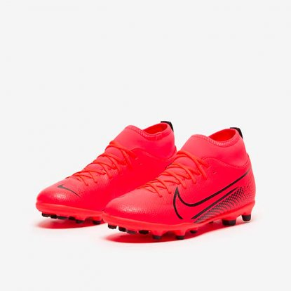 Детские бутсы Nike Kids Mercurial Superfly VII Club FG AT8150-606 #6