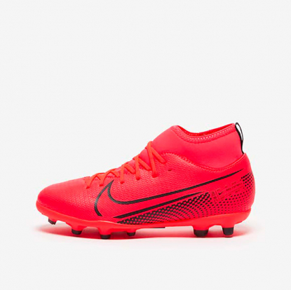 Детские бутсы Nike Kids Mercurial Superfly VII Club FG AT8150-606 #2