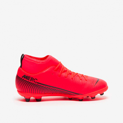 Детские бутсы Nike Kids Mercurial Superfly VII Club FG AT8150-606 #3