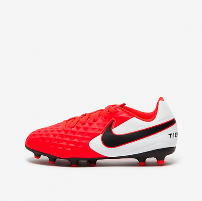 Детские бутсы Nike Kids Tiempo Legend VIII Club FG  AT5881-606 #2