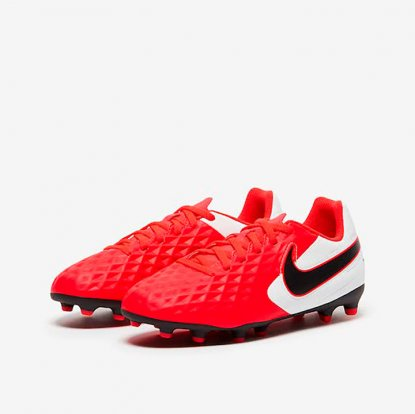 Детские бутсы Nike Kids Tiempo Legend VIII Club FG  AT5881-606 #6