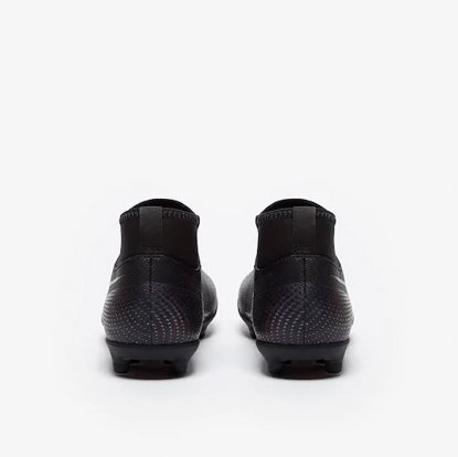 Детские бутсы Nike Kids Mercurial Superfly VII Club FG  AT8150-010 #5