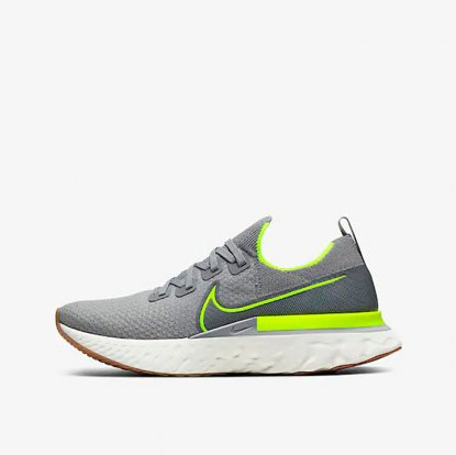 Кроссовки Nike React Infinity Run Flyknit  CD4371-008 #2