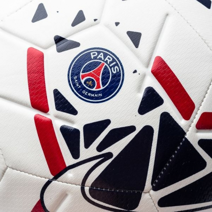 Футбольний м'яч Nike Strike Paris Saint Germain SC3994-100 SC3994-100 #2