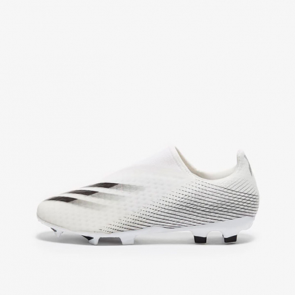 Бутсы adidas X Ghosted .3 Laceless FG  EG8165 #2
