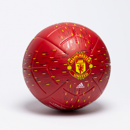Футбольний м'яч adidas Manchester United Club Ball GH0061 GH0061 #2