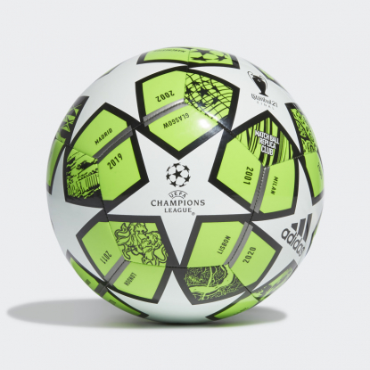 Футбольний м'яч Adidas FINALE 21 20TH ANNIVERSARY CLUB BALL №4 GK3471 GK3471 #2