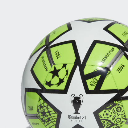 Футбольний м'яч Adidas FINALE 21 20TH ANNIVERSARY CLUB BALL №4 GK3471 GK3471 #4
