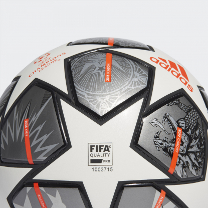 Футбольний м'яч Adidas FINALE 21 20TH ANNIVERSARY COMPETITION BALL №5 GK3467 GK3467 #5