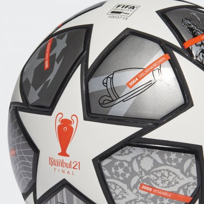 Футбольний м'яч Adidas FINALE 21 20TH ANNIVERSARY COMPETITION BALL №5 GK3467 GK3467 #4