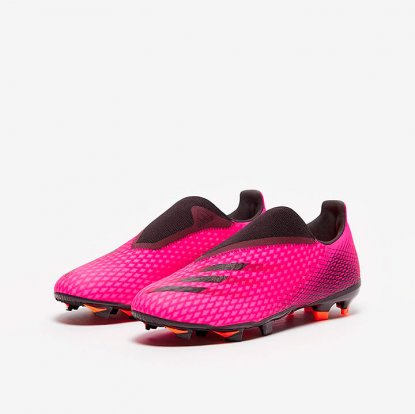 Бутсы adidas X Ghosted.3 Laceless FG FW6968 FW6968 #6