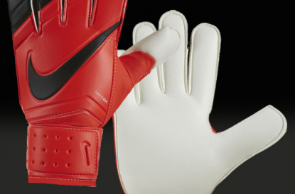 Вратарские перчатки Nike GK CLASSIC - RED | gs0281-671 | 4football.com.ua