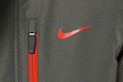 Пуховик Nike ALLIANCE PARKA 550 | 614681-356 | 4football.com.ua