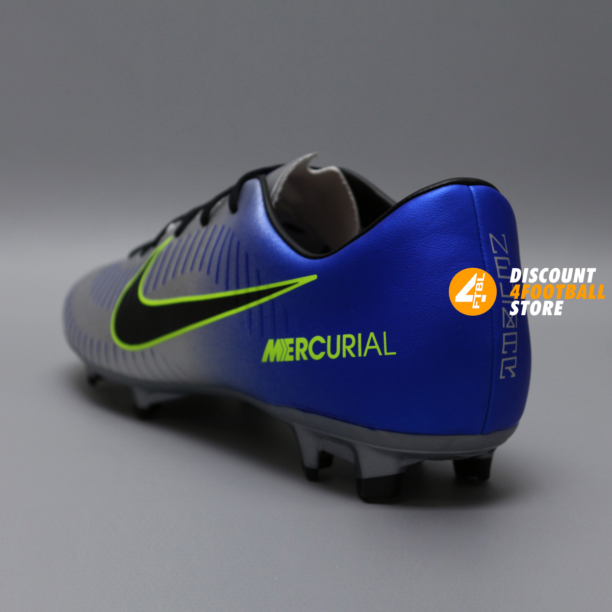 14eea62992da ... Бутсы nike mercurial victory NEYMAR-R9 921509-407 Chrome Blue 4 ...